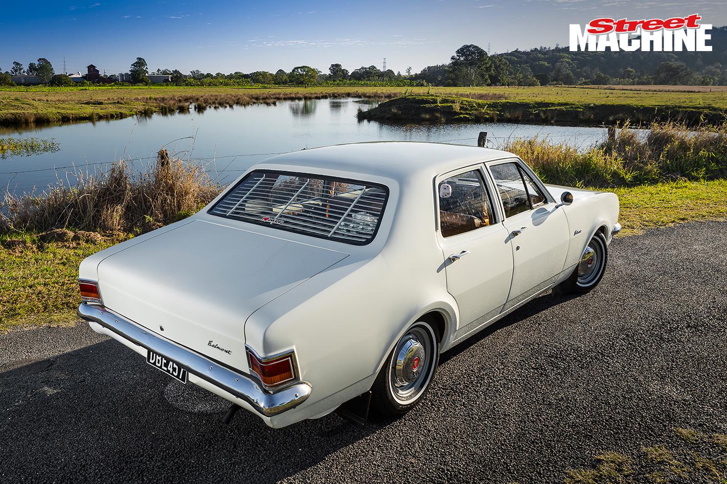 HG Holden Belmont Barra Turbo 7