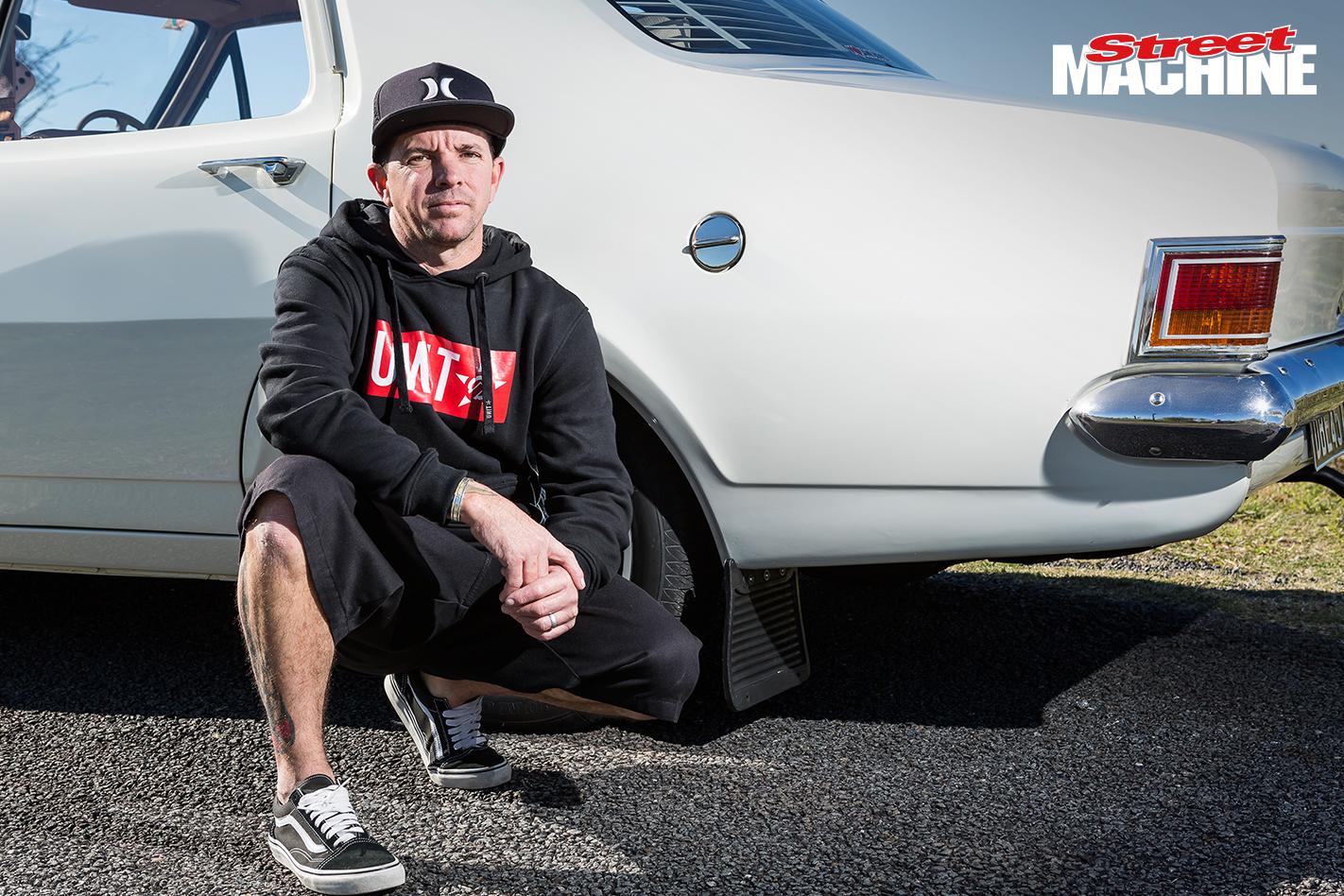 HG Holden Belmont Barra Turbo Owner