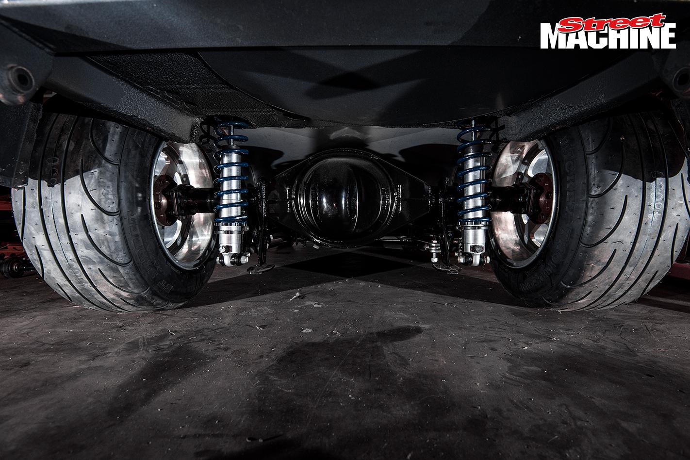 Toyota Corolla Twin Turbo LS Build 3