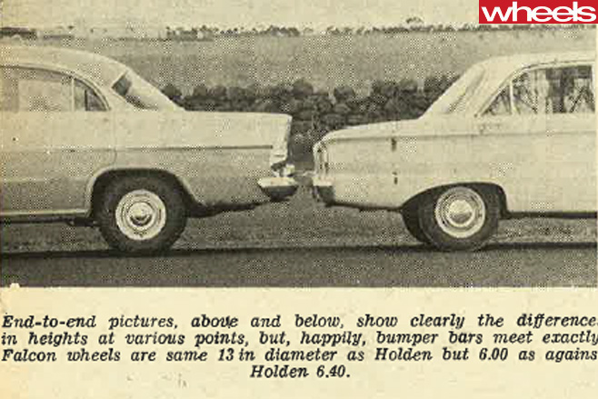 1960-Ford -Falcon -and -Holden -FB-side