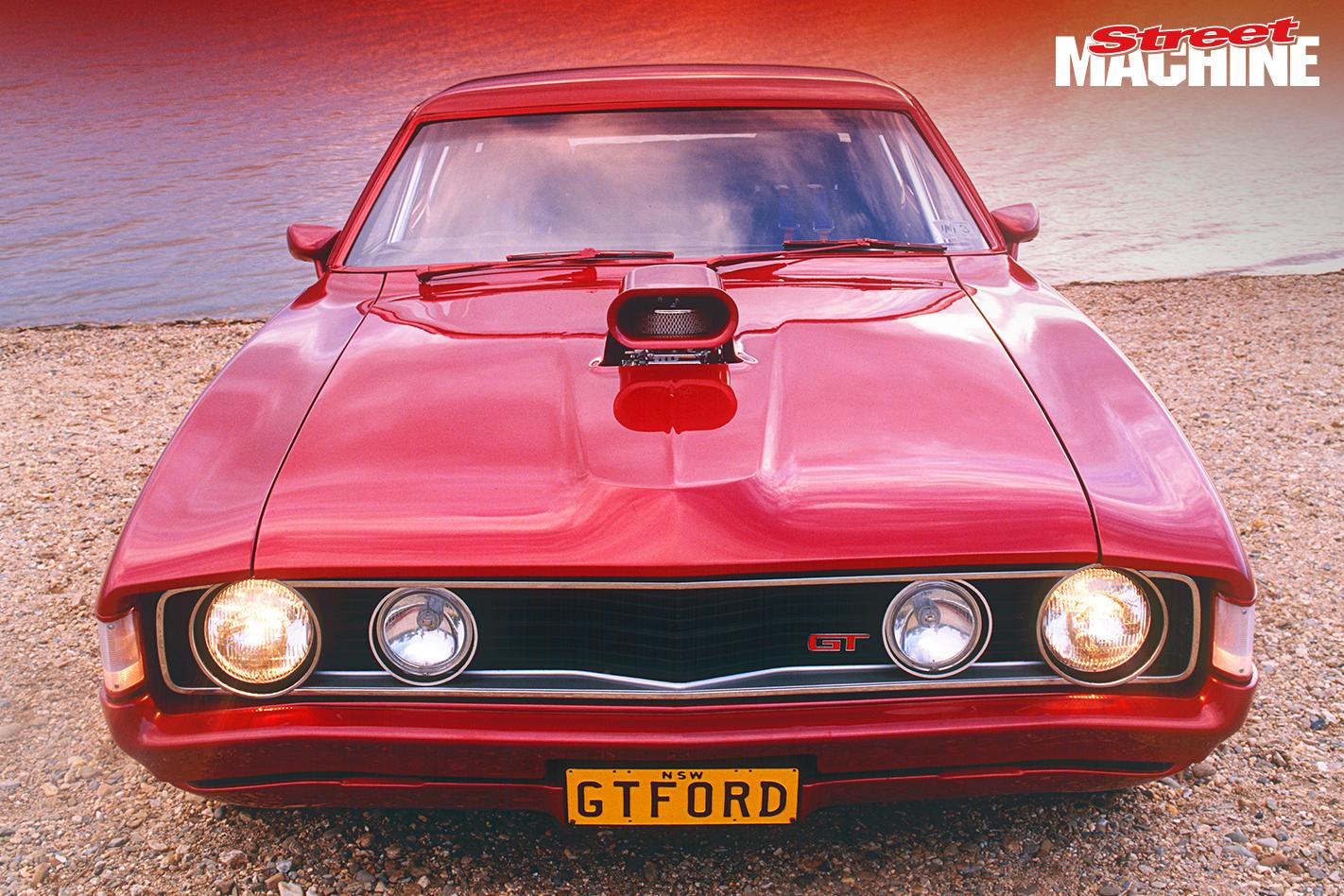 XA GT Falcon Rock Solid 1