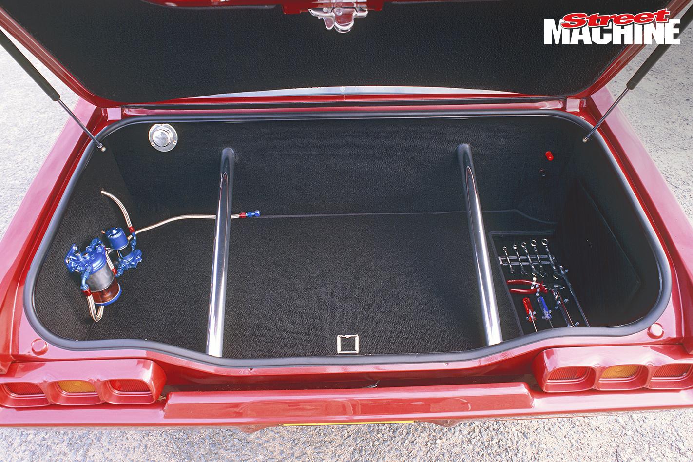 XA GT Falcon Rock Solid Interior 3