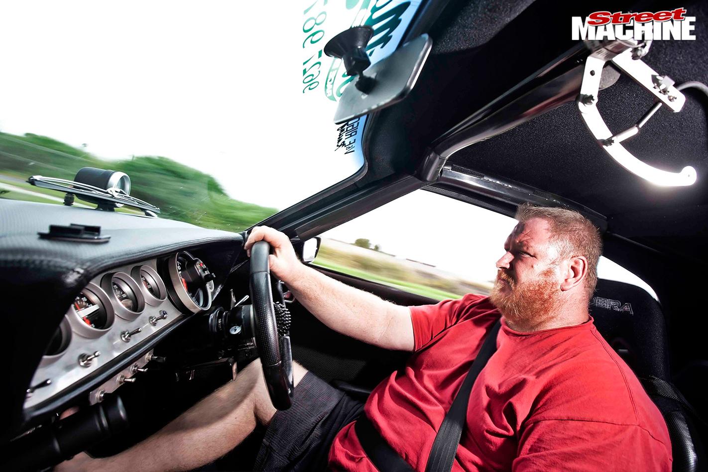Ford -Capri -Joe -Gariu