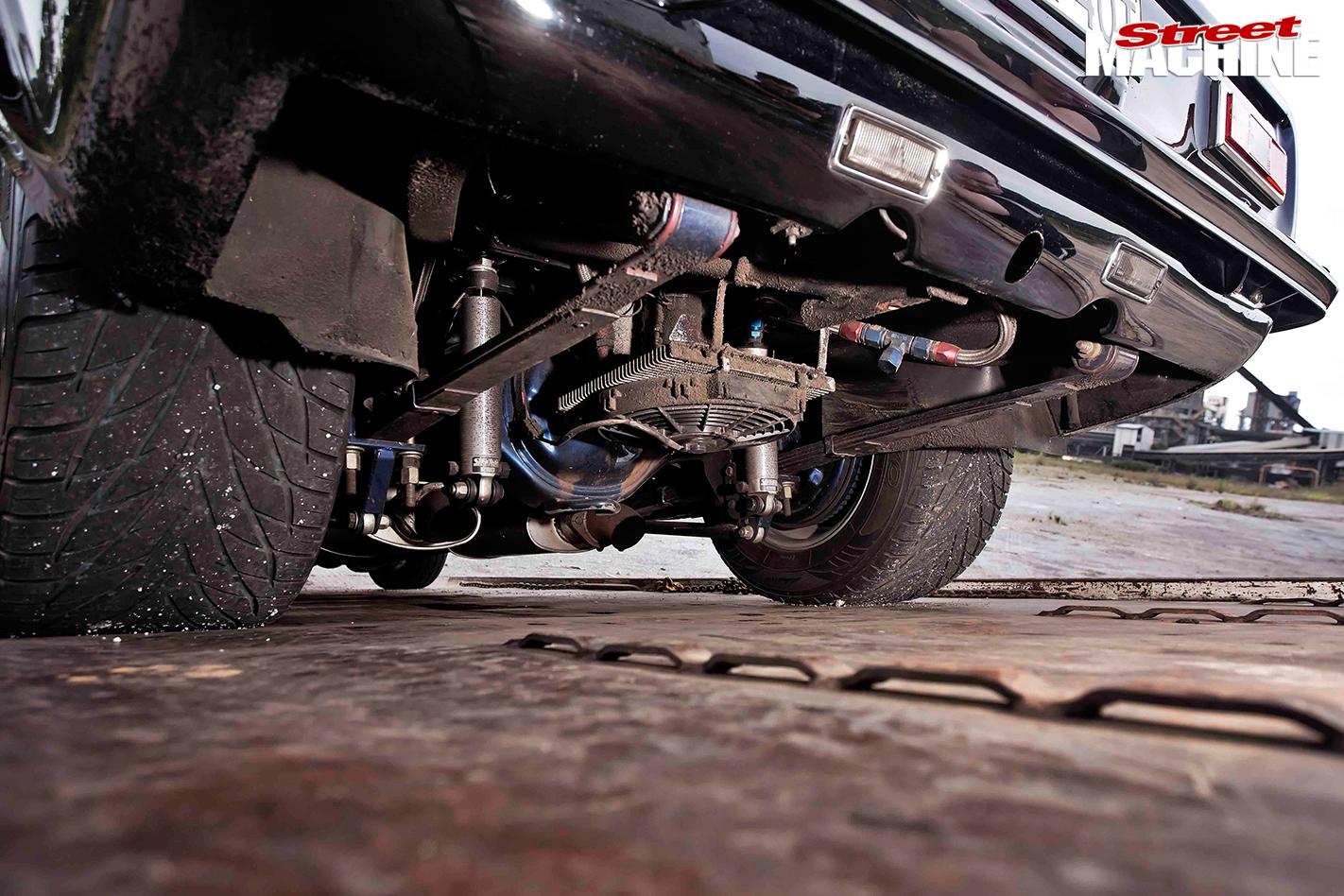 Ford -Capri -under