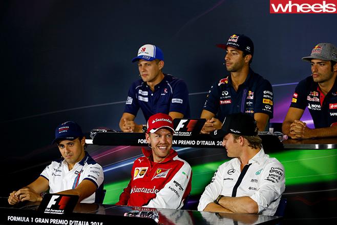 F1-drivers -forum