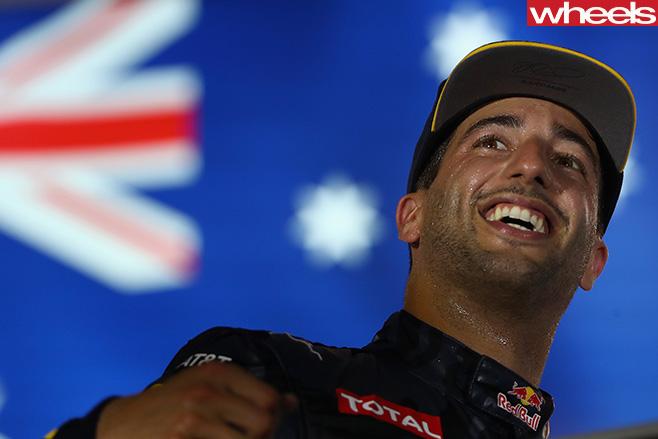 Danile -Ricciardo -profile