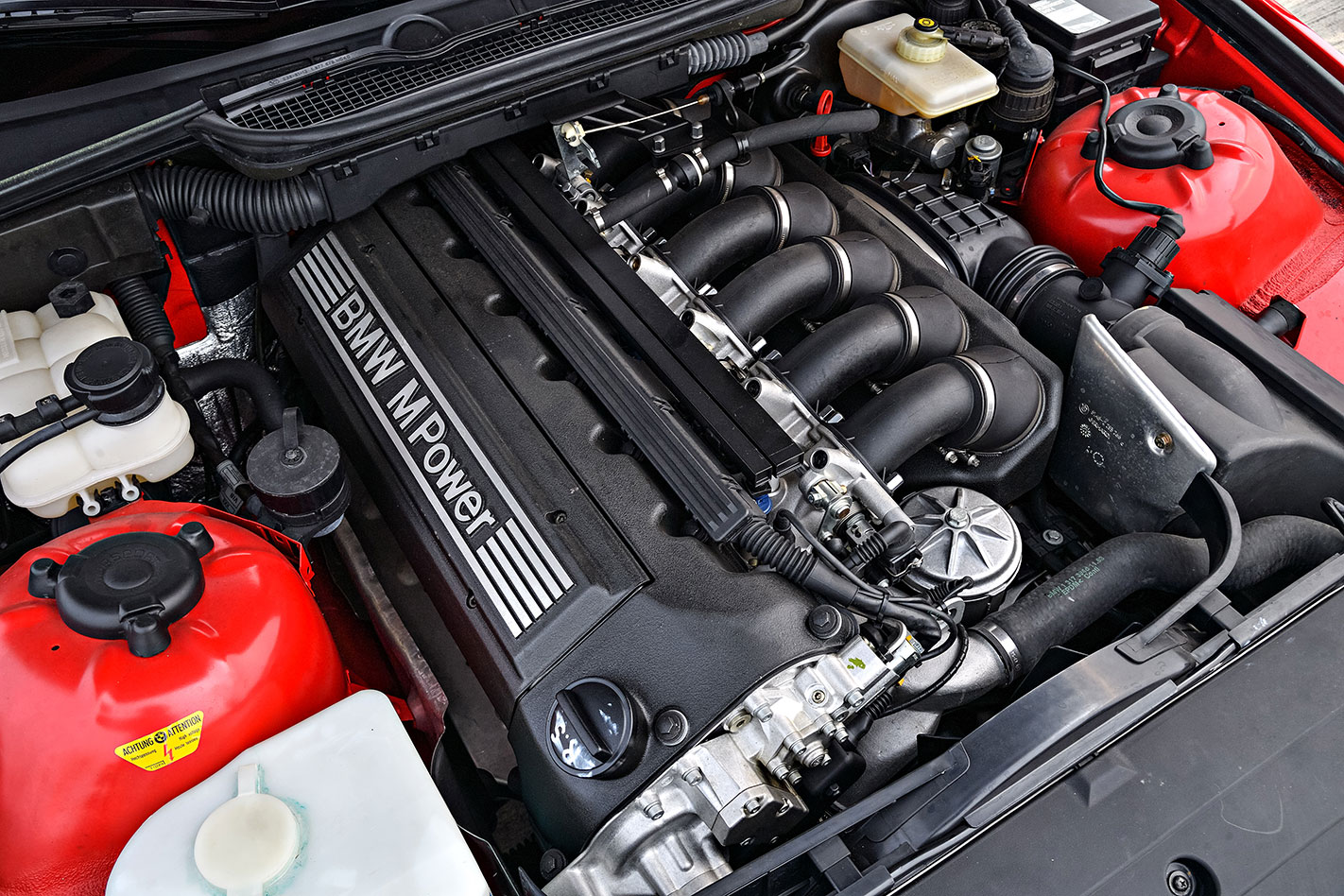 BMW E36 M3 Compact engine
