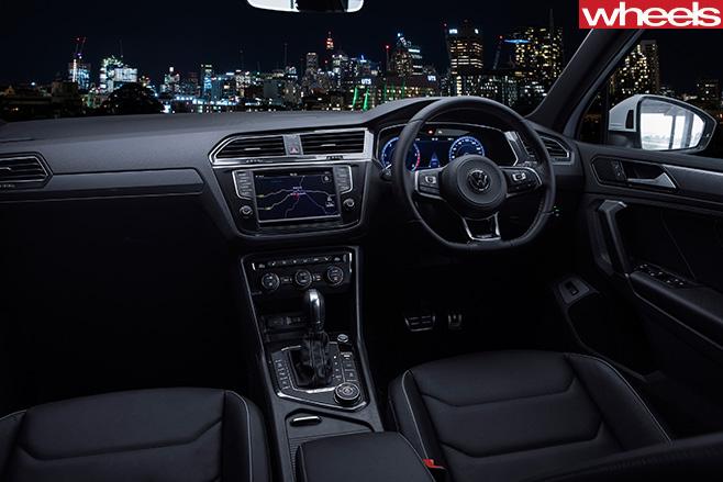Volkswagen -Tiguan -R-Line -interior