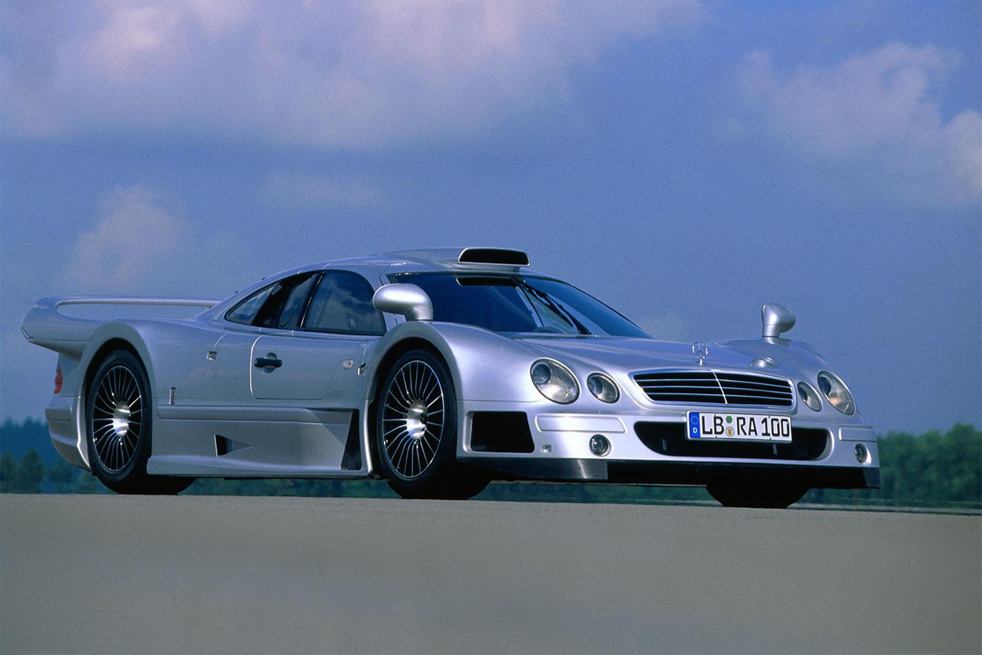 Mercedes Benz CLK-GTR