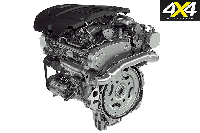 Discovery 3.0l tdv6 diesel engine