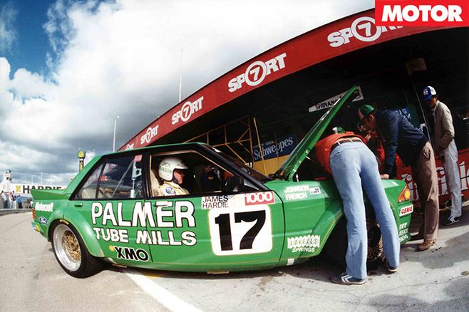 Johnson 1983'84 Greens '- Tuf Palmer Tube Mills XEs