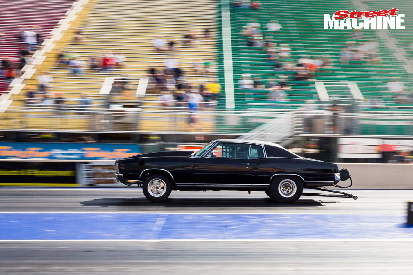 Chevy Monte Carlo Drag Week George