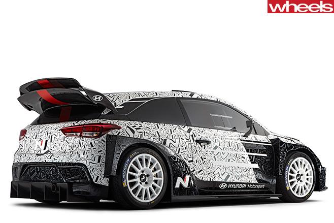 Hyundai -i 20-WRC-edition -rear -side