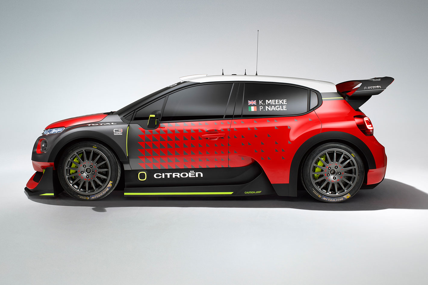 2017-Citroen C3 WRC profile