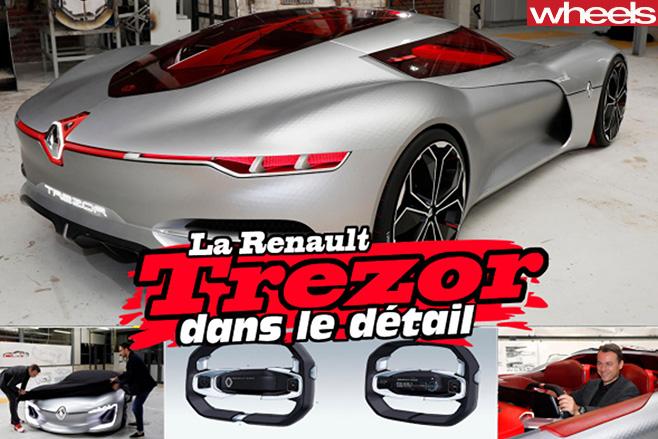 Renault -Trezor -promotional -material