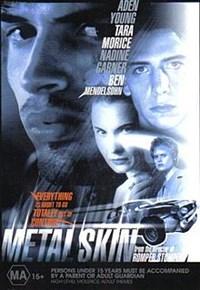 Metal Skin 1984 Cover