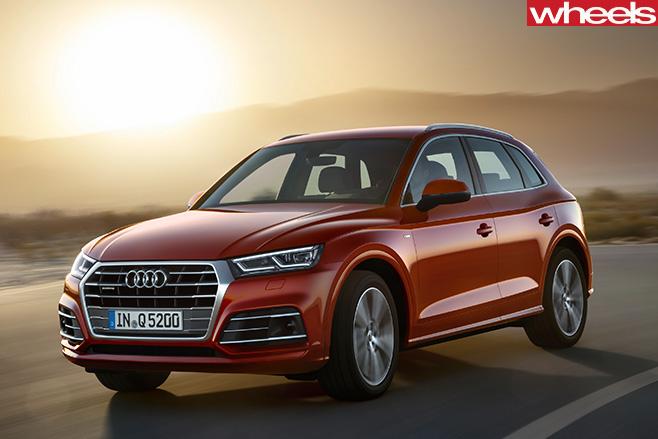 Audi -Q5-front