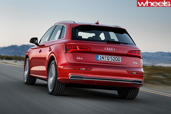 Audi -Q5-rear -side
