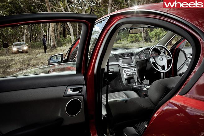 2012-Holden -VE-Commodore -Australian -car