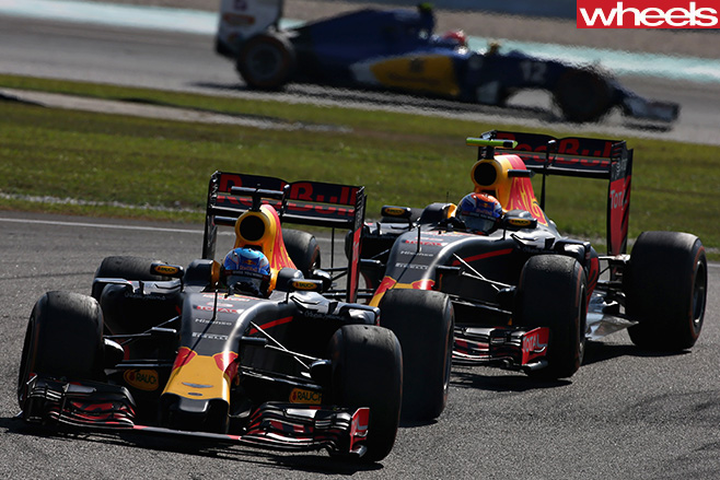 Formula -One -Malaysian -Grand -prix -racing