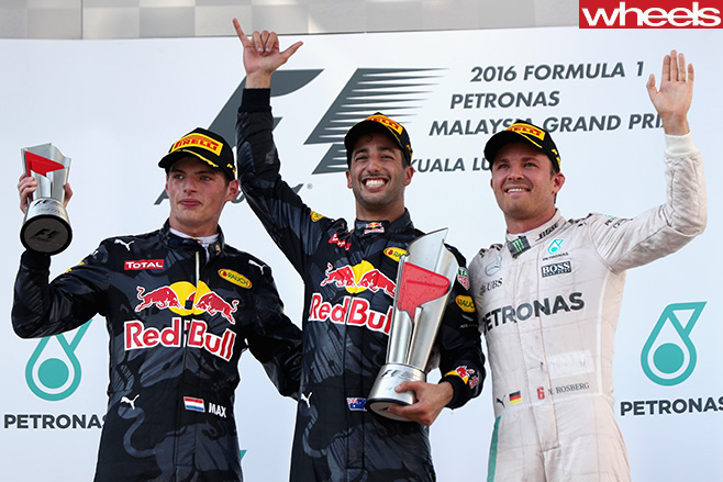 Red -Bull -formula -one -team -podium