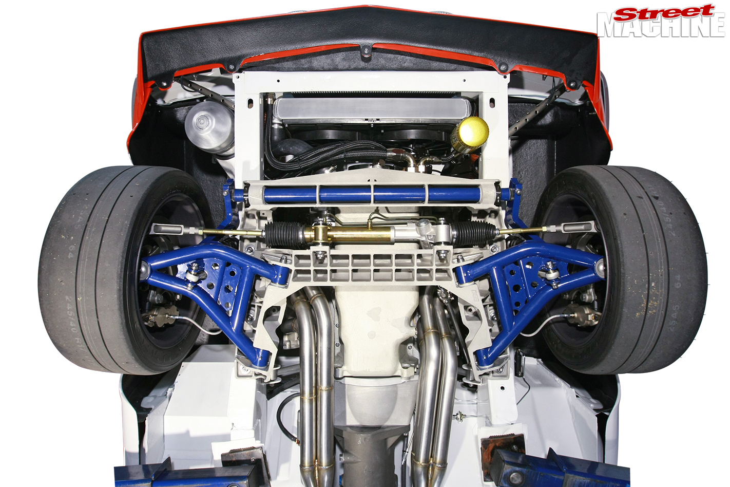 Mustang -under -3
