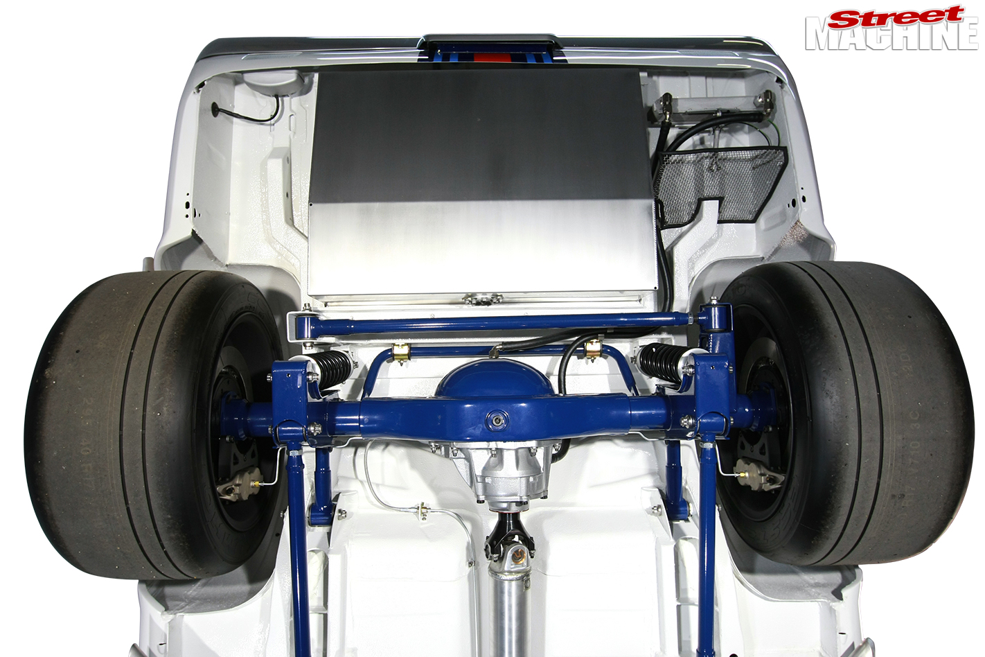 Mustang -under -2
