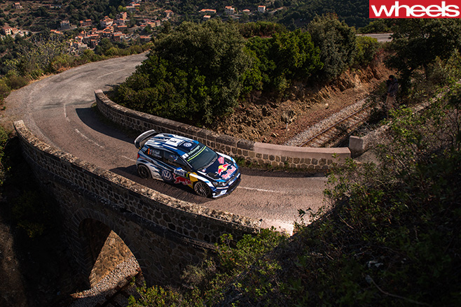 Volkswagen -Polo -Ogier -top -driving