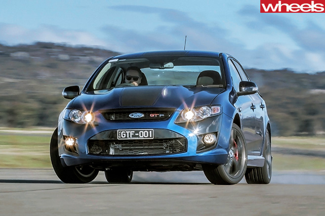 2014 Fpv Gt F 351 Review
