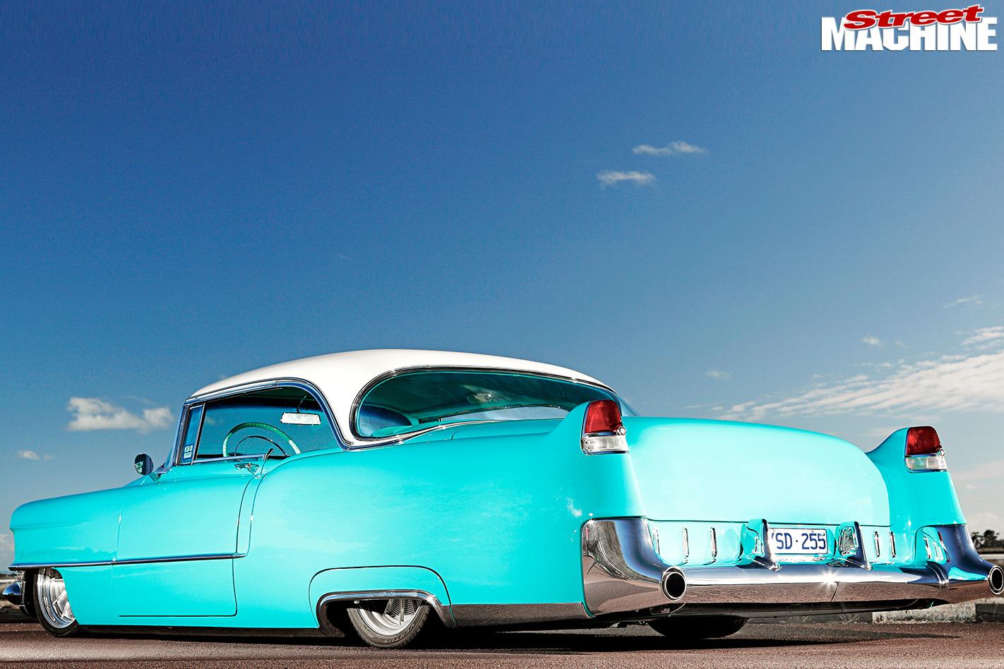 Cadillac -rear