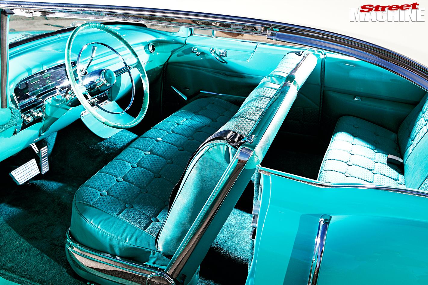 Cadillac -interior