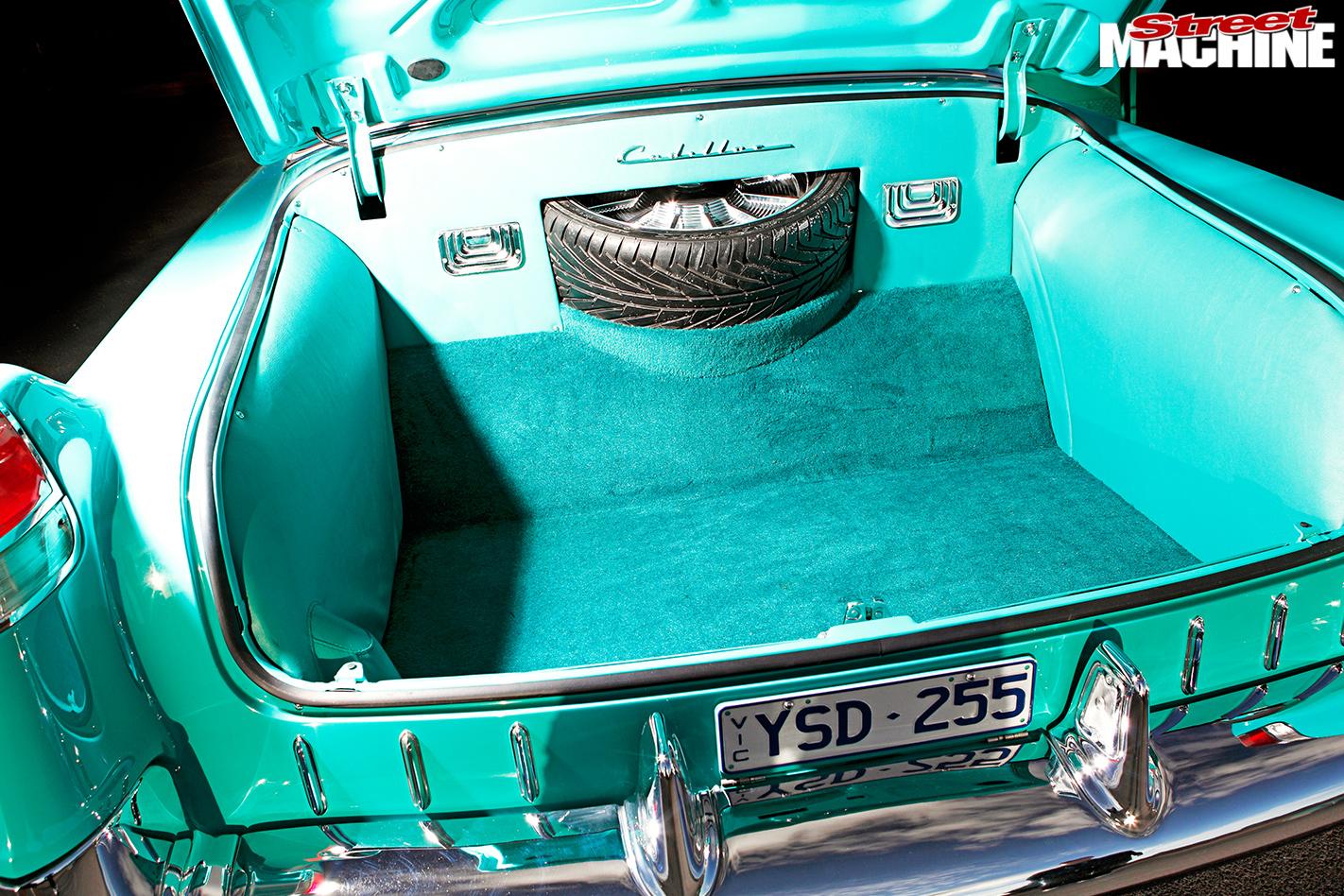 Cadillac -boot