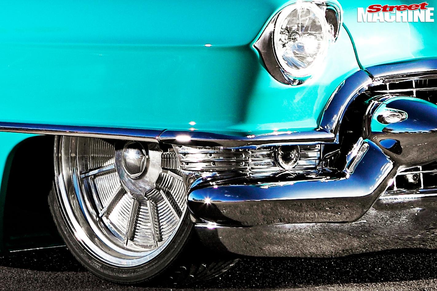 Cadillac -wheel
