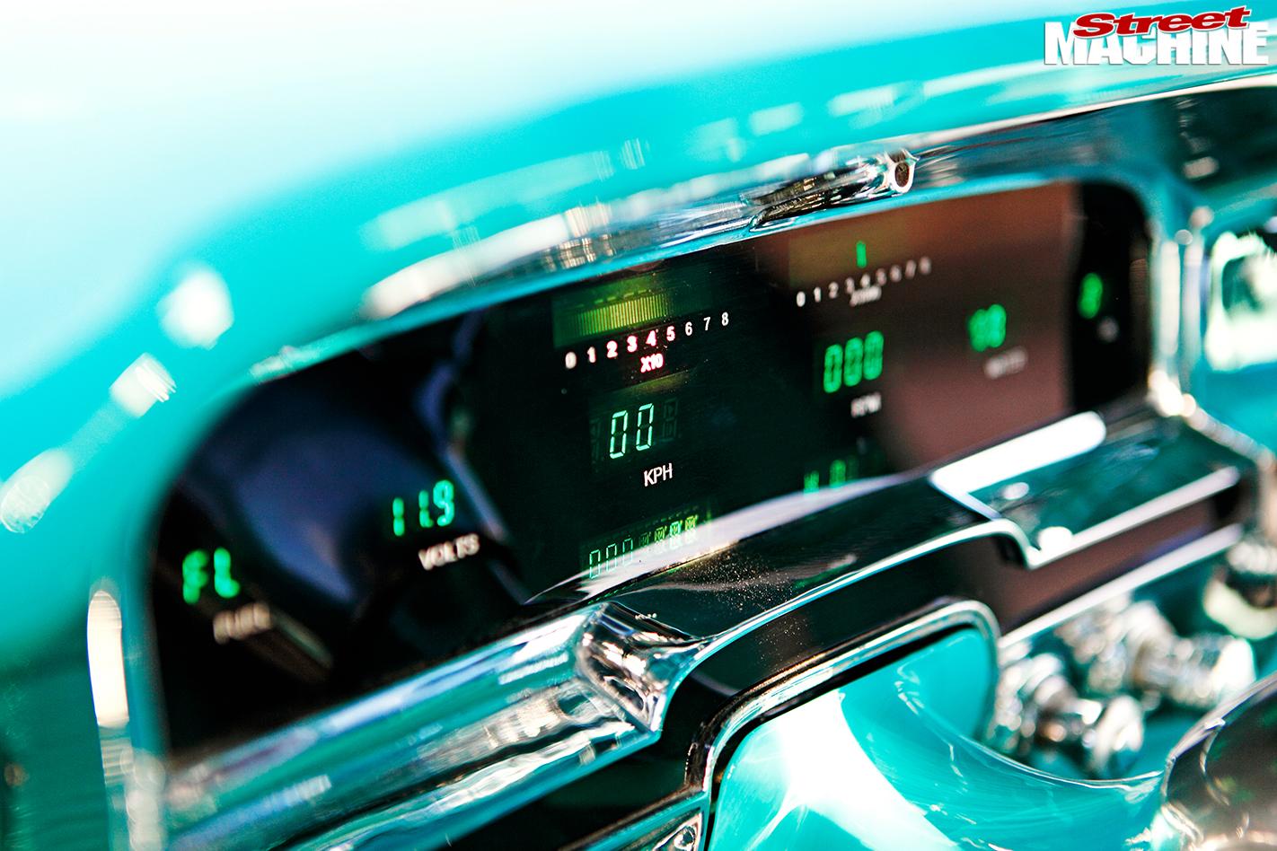 Cadillac -dashboard