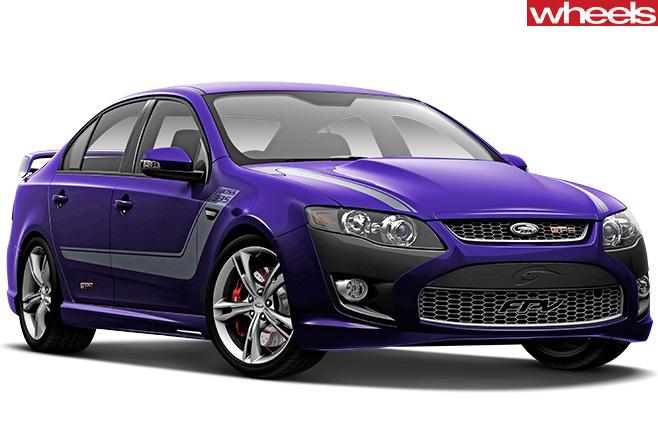 2013-Ford -Falcon -GT