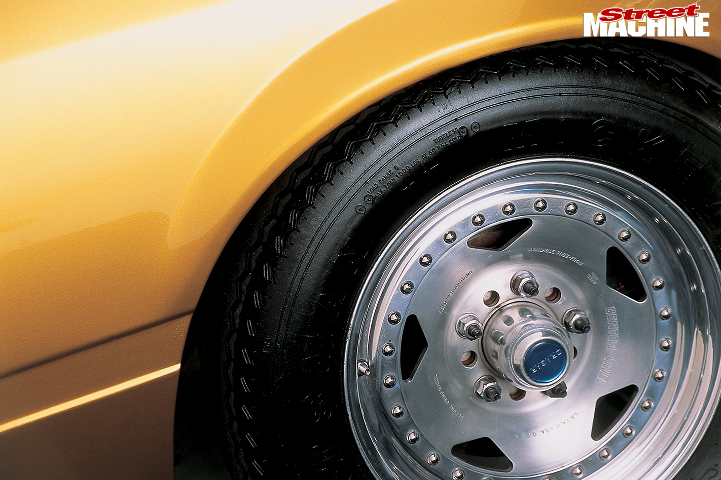 Holden -commodore -wheel