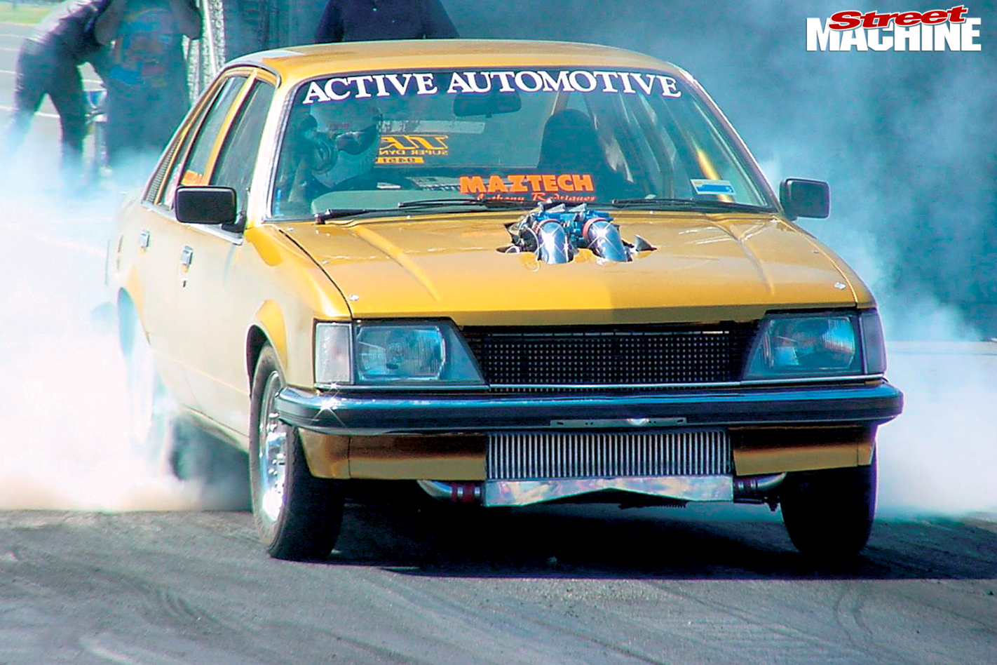 Holden -commodore -tassone -drag