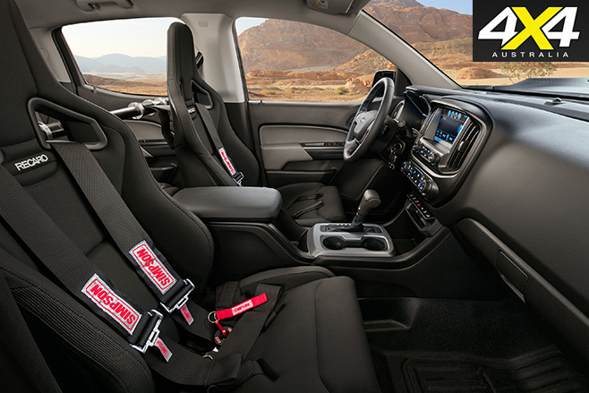 ZH2 Colorado Concept interior