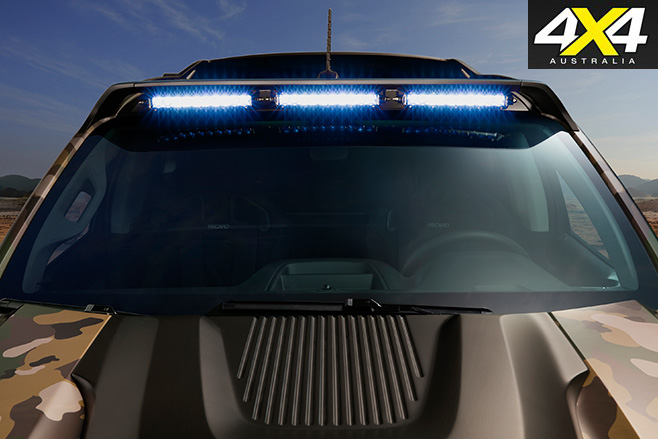 ZH2 Colorado Concept top lights