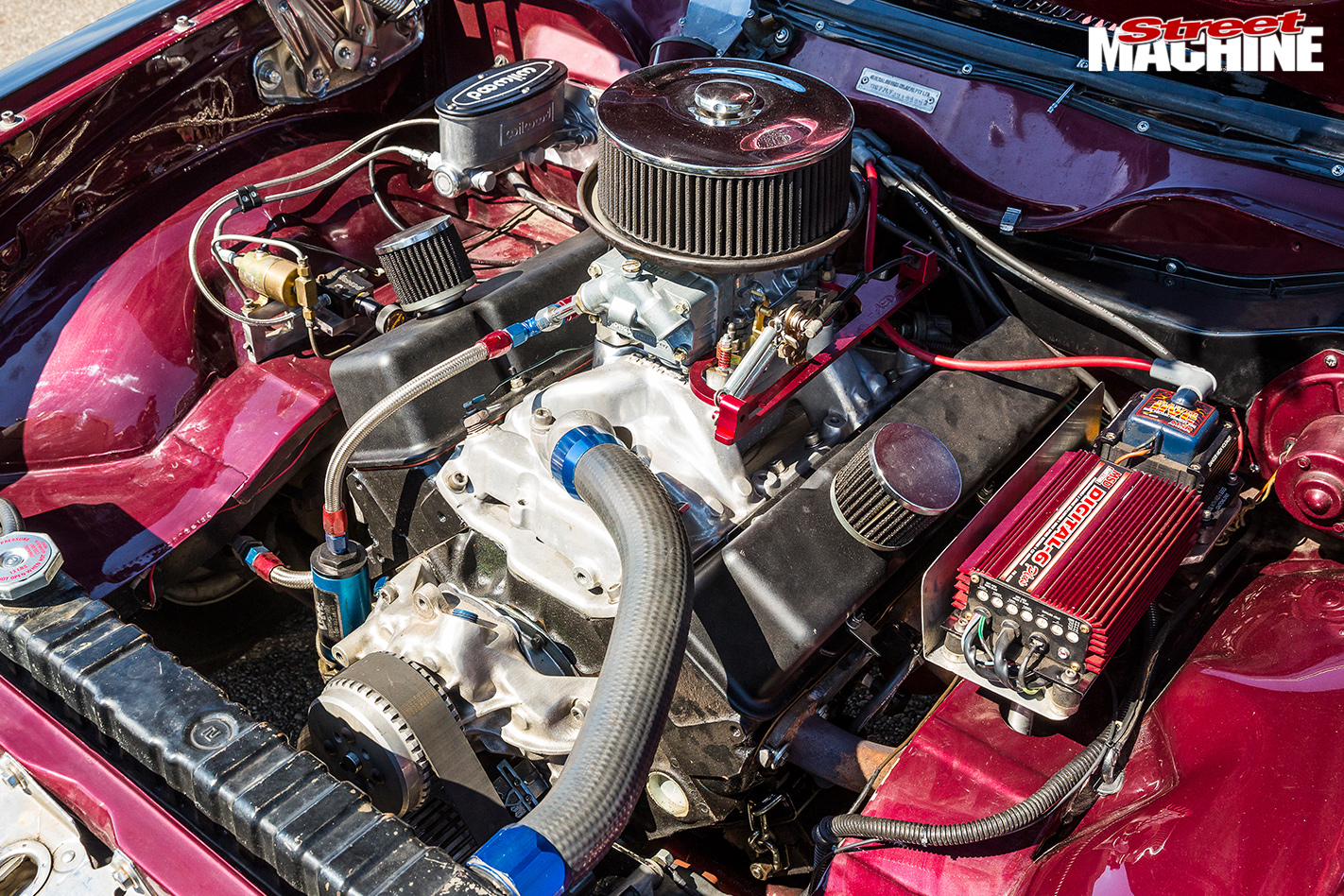 Holden -LX-Torana -engine -bay -2