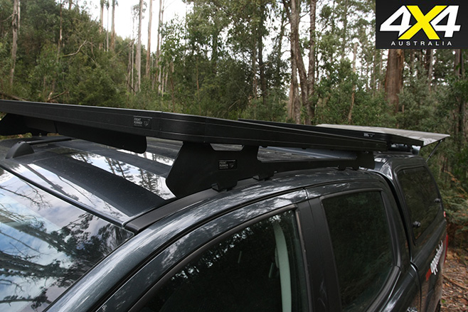 Front Runner roof rack