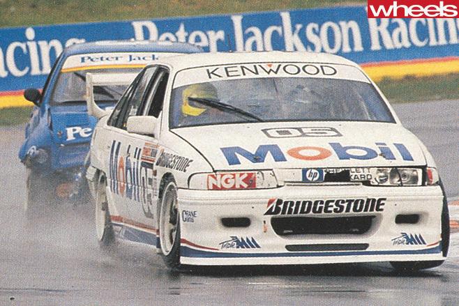 Bathurst 1992 Australian -car -racing