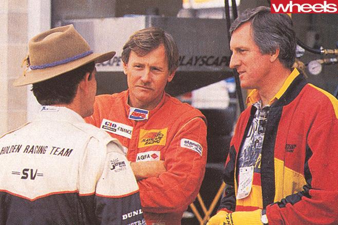 Bathurst 1992 Holden Racing Team