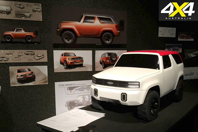 Ford bronco concept by jonathan fan