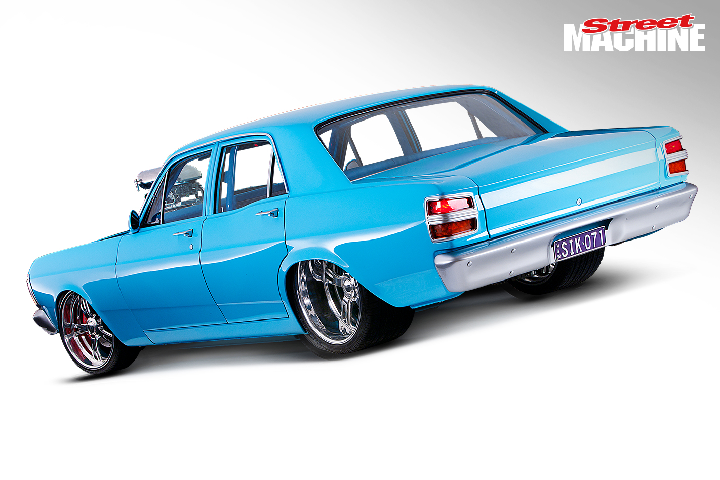 Ford XY Falcon Blown 383 1