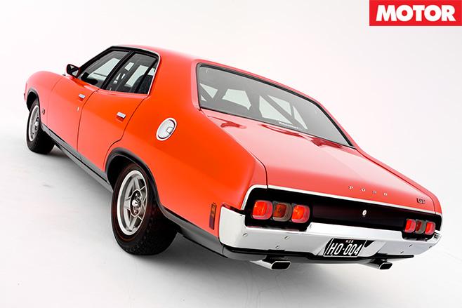 Ford Falcon 1970s