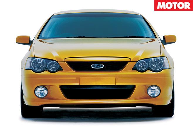 Ford Falcon 2000s