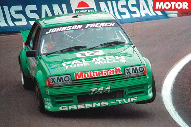 Ford Falcon In Motorsport (6)