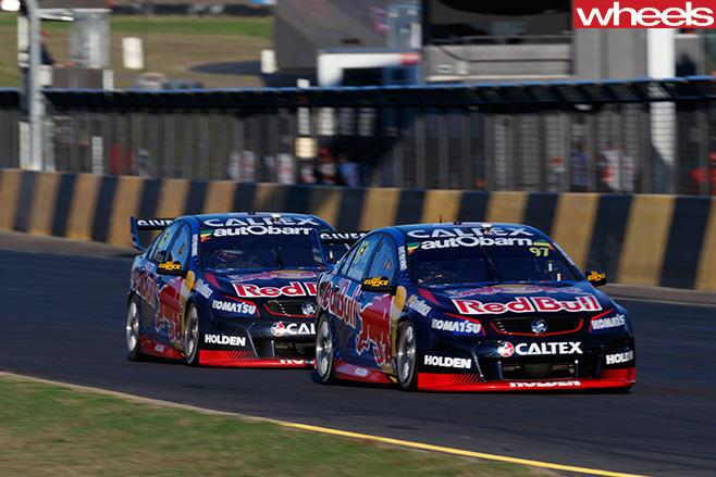 V8-Supercars -racing