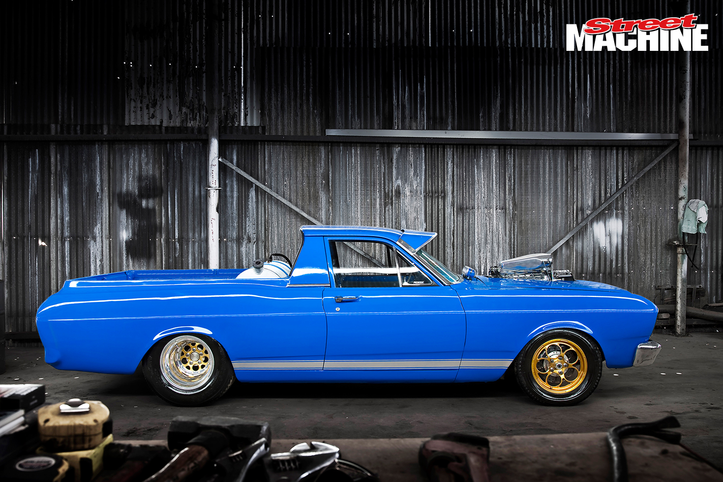 Ford XR Falcon Ute ITHOPS